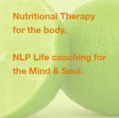 Nutritional Therapy is giving the body the best possible intake of nutrients to allow it to be healthy and function to its optimum level